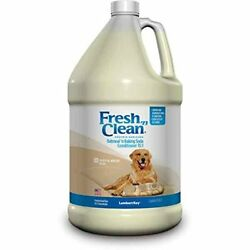 Lambert Kay Fresh 'N Clean Oatmeal 'N Baking Soda Dog Conditioner 1-Gallon