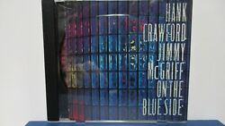 Hank Crawford - Jimmy McGriff - On the Blue Side - CD - MINT condition - E18-649