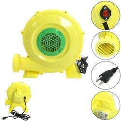 Air Blower Pump Fan 480W 0.64HP For Inflatable Bounce House Bouncy Castle