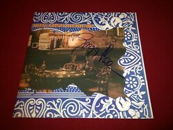 THE ALLMAN BROTHERS BAND SIGNED VINYL LP GREGG ALLMAN WIN LOSE OR DRAW PROOF