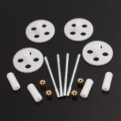 RC Quadcopter Drone Spare Parts Motor Gear amp; Main Gears Set For Syma X5 X5C X5SC $3.89
