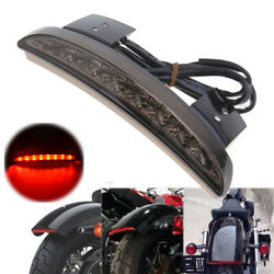 Motorcycle LED Stop Brake Running WTurn Signal Lamp Tail Light For Harley 883 $19.95