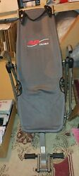 Ab Lounge Ultra Lounger Fitness Exercise Abdominal Abs Workout Chair EXCELLENT!!