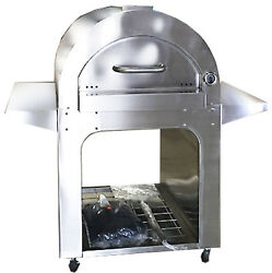 Out Door Pizza Oven Stainless Steel Wood Fired pizza oven