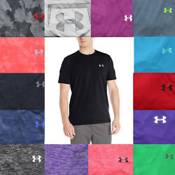 Under Armour UA Men#x27;s Loose Fit Active Athletic Sports Short Sleeve T Shirt $29.99