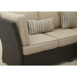 Better Homes and Gardens Cadence Wicker Outdoor Sectional Sofa Set Top Quality