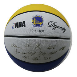 Spalding Golden State Warriors Limited Edition Basketball Stamp Inscribed with $16.99