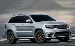 4x Genuine Jeep Grand Cherokee SRT SPIDER MONKEY Series 20