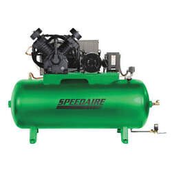 Elec. Air Compressor2 Stage15HP50CFM 35WC56 $5,501.00