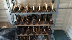 LOLA T97 INDY LIGHTS PARTS. TRANSMISSION GEARS (OVER 170 SETS OF GEARS)