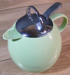 Vintage Studio Nova Mid Century Mint Green Coffee Carafe Tea Server Pitcher