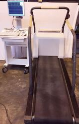 GE Case Stress EKG Machine with T2000 Treadmill 6 Month Part Warranty!