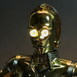 *LIGHTING KIT ONLY* for Bandai 1 12 Star Wars C 3PO Protocol Droid Figure $29.95