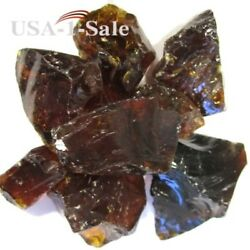 Fire Pit Fire Glass Gas Beads Stones Patio Heaters Outdoor 10 lbs Amber