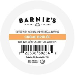 Barnie#x27;s Coffee Kitchen Creme Brulee Flavored Coffee Cups for Keurig K Cup 24 Ct $17.99