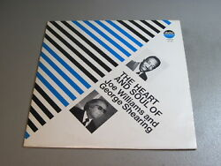 The Heart And Soul Of Joe Williams And George Shearing- LP 1971 Sheba ST 102
