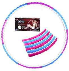 Health Hoop®- S Line Health Hula Hoop for Fitness Exercise workout  2.09LB $35.98