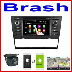 BMW E81 E82 E88 E90 E91 E92 E93 DVD CD GPS APPLE CARPLAY ANDROID AUTO + CAMERA