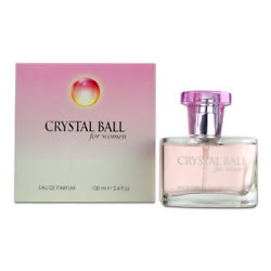 Sandora#x27;s CRYSTAL BALL Women#x27;s Perfume 3.4 oz Bottle