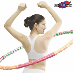 Health Hoop®- Passion Hula Hoop for Exercise Workout  2.86lb  $45.98