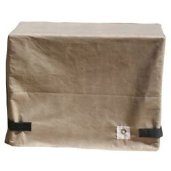 Elite Square Fire Pit Cover Outdoor Heating Patio Fireplace Lightweight Kit 40