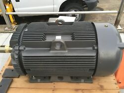 NEW 125 HP Baldor 4160 Volt Electric Motor TEFC 1185 RPM MODEL 18F053X648