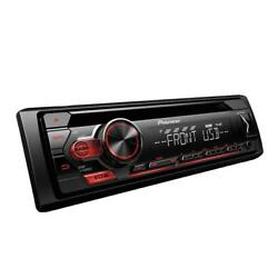 NEW Pioneer DEH-S1100UB 1-DIN Car Stereo CD MP3 USB AUX Player In-Dash Receiver
