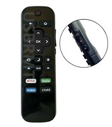 New TV Remote Fit for Roku TV Element Sanyo TCL RCA LG Haier Philips $9.40