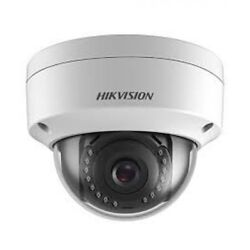 Hikvision 4MP POE IP Dome Network Camera 2.8mm Wide View Angle Outdoor 2-Axis $76.99