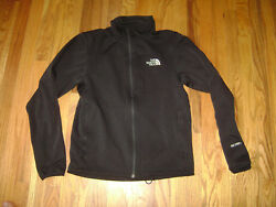 THE NORTH FACE TKA STRETCH MEN JACKET LIGHTWEIGHTED WINDBREAKER size S BLACK