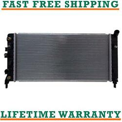 Radiator For 05-11 Chevy Impala Monte Carlo Buick Allure Lacrosse V6 Direct Fit $65.95