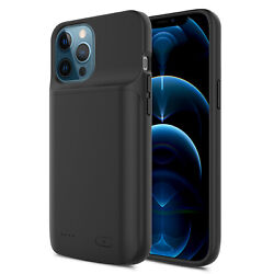 For iPhone 12 Pro Max 5G 11 X XR XS Max Battery Charging Case Power Bank Charger $24.98