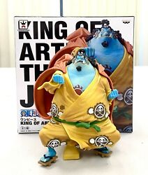 Banpresto One Piece King of Artist Figure Toy Knight of Sea Jinbei Jinbe BP38336 $33.99