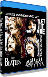 The Beatles Let It Be  Extended Cut  WS 37 additional minmore songs. HQ Blu-ray