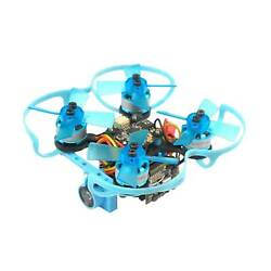 Eachine Revenger55 Micro FPV Racing Drone Kit with Flysky Receiver F3 System $79.95