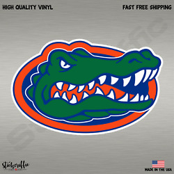 Florida Gators College Football NCAA Color Sports Decal Sticker Free Shipping