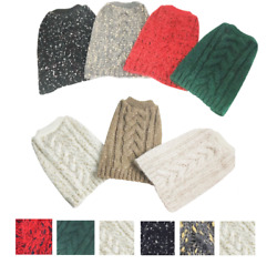 Hand Knit Dog Sweaters Clothing Chihuahua Clothes Soft for Small Dog Pet Puppy $12.99