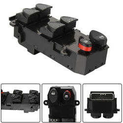 Electric Power Window Master Switch For Honda Civic 2006-2011 4-Door Sedan IN US