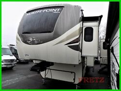 2018 Jayco North Point 381FLWS New