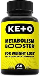 Advanced Metabolism Booster and Carb Blocker - Keto Diet Pills for Weight Loss w