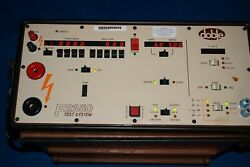Doble Engineering F2350 High Power Test Instrument System $890.00