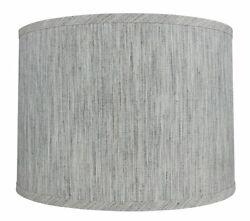 Urbanest Classic Drum Smooth Linen Lamp Shade $44.99