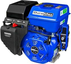 Duromax 18-HP 440cc 1 in. Shaft 4 Stroke Outdoor Portable Electric Start Engine