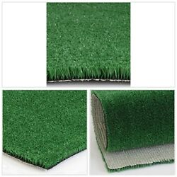 ARTIFICIAL GRASS Opp Action Back 13Oz 12Ftx100Ft Outdoor Grass Carpet Flooring