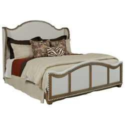 Kincaid Furniture Trails Crossnore King Bed in Highlands 813-336HP