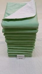 REUSABLE WASHABLE MEDICAL UNDERPADBED PAD 29X35 OR CHAIRPAD 15X16 -MADE IN USA