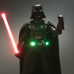 *LIGHTING KIT ONLY* for Bandai 1 12 Star Wars Darth Vader Figure $34.95