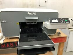 Anajet MP5i mPower Apparel Printer DTG Direct to Garment $3,000.00