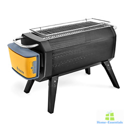Smokeless Fire Pit Wood Burning Fireplace Outdoor Portable Camping Grilling Tool
