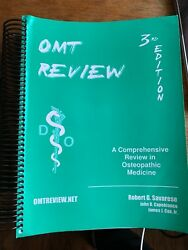 Savarese OMT Review 3rd Edition by Robert G. Savarese (2009) Spiral-bound